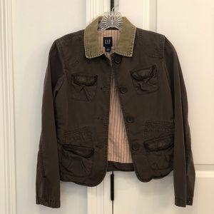 VINTAGE Gap utility jacket